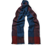 Exmoor Cashmere And Silk-blend Scarf