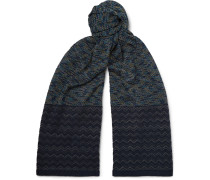 Patterned Cotton Scarf
