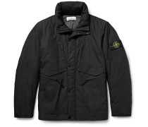 Waterproof Cotton-shell Hooded Jacket