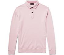 Slim-fit Cotton-jersey Polo Shirt