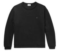 Fint Fleece-back Cotton-jersey Sweatshirt