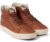 Sk8-hi Cup Ca Leather High-top Sneakers