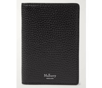 Full-Grain Leather Billfold Cardholder