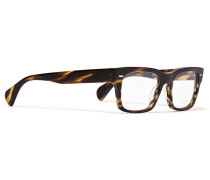 Ryce Square-frame Tortoiseshell Acetate Optical Glasses
