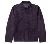 Suede Chore Jacket
