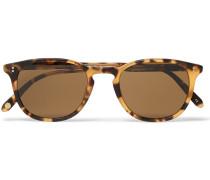 Kinney 49 D-frame Tortoiseshell Acetate Sunglasses