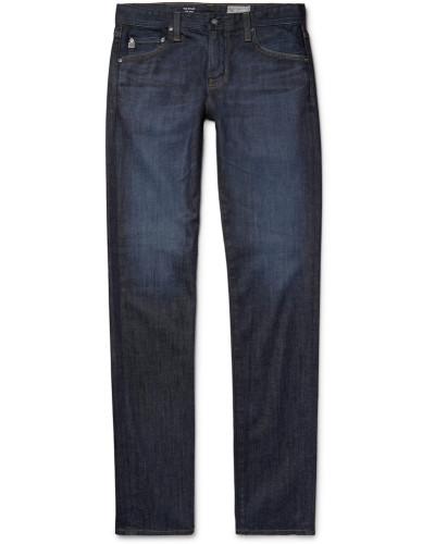Dylan Skinny-fit Stretch-denim Jeans - Dark denim