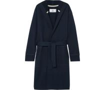 Loopback Cotton-jersey Robe