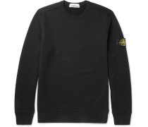 Fleece-back Cotton-jersey Sweatshirt