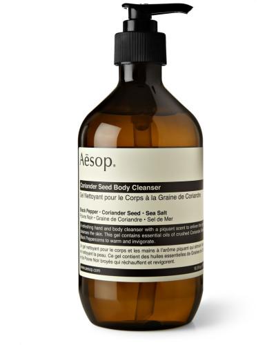 Coriander Seed Body Cleanser, 500ml - White