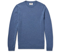 Charles Mélange Wool Sweater