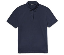 Supima Cotton-jersey Polo Shirt