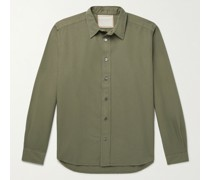 Daho Cotton-Oxford Shirt