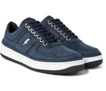 City Nubuck Sneakers