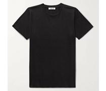 Lyocell and Pima Cotton-Blend Jersey T-Shirt