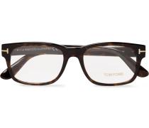 Justin Metal And Acetate Square-frame Polarised Sunglasses