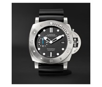 Luminor Submersible 1950 3 Days Automatic 47mm Titanium and Rubber Watch, Ref. No. PAM01305