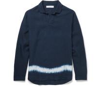 Ridley Tie-dyed Linen Shirt