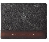 Excursion Signature Canvas and Leather Billfold Wallet