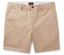 Baxter Cotton-Blend Twill Shorts