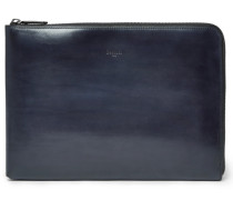 Gloria Polished-leather Portfolio