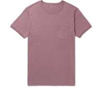 Sojourn Slim-fit Organic Pima Cotton-jersey T-shirt