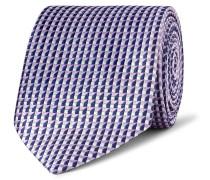 7.5cm Mulberry Silk-jacquard Tie