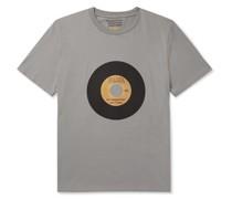 + Fania Printed Cotton-Jersey T-Shirt