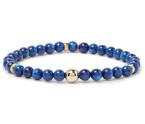 Kyanite Gold-tone Bracelet