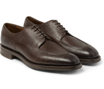 Dover Pebble-grain Derby Shoes