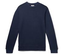 House Cotton-Jersey Sweatshirt