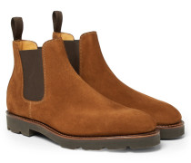 Lawry Suede Chelsea Boots
