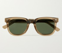 Square du Temple Square-Frame Acetate Sunglasses