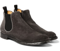 Anatomia Suede Chelsea Boots