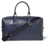 Burlington Full-grain Leather Holdall