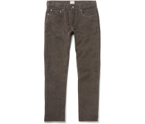 770 Slim-fit Stretch-cotton Corduroy Chinos
