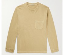 Rudi Garment-Dyed Organic Cotton-Jersey T-Shirt
