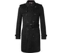 Cashmere And Virgin Wool-blend Trench Coat