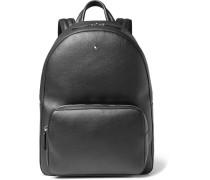 Meisterstück Full-grain Leather Backpack