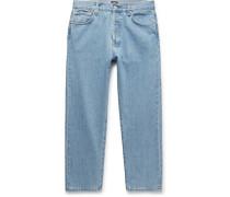 Big Ol' Wide-Leg Denim Jeans
