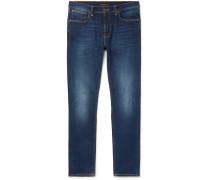 Lean Dean Slim-Fit Organic Stretch-Denim Jeans
