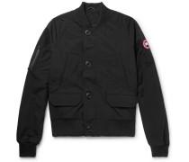 Faber Nylon Bomber Jacket