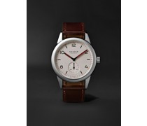 Club Automat Automatic 40mm Stainless Steel and Cordovan Leather Watch, Ref. No. 751