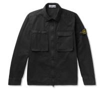 Brushed-cotton Canvas Jacket