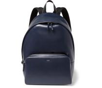 Zaino Leather Backpack