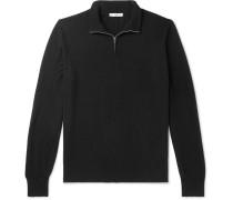Dexter Cashmere Half-Zip Sweater