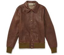 Strauss Leather Jacket