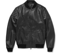 Gevon Leather Biker Jacket