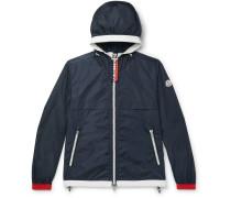 Alshat Grosgrain-trimmed Shell Jacket