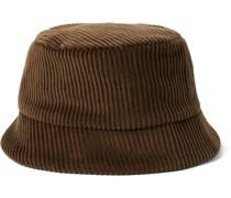 Cotton-Blend Bucket Hat